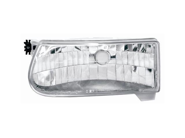IPCW Projector Headlight CWS-544 95-01 Ford Explorer Crystal Diamond-Cut