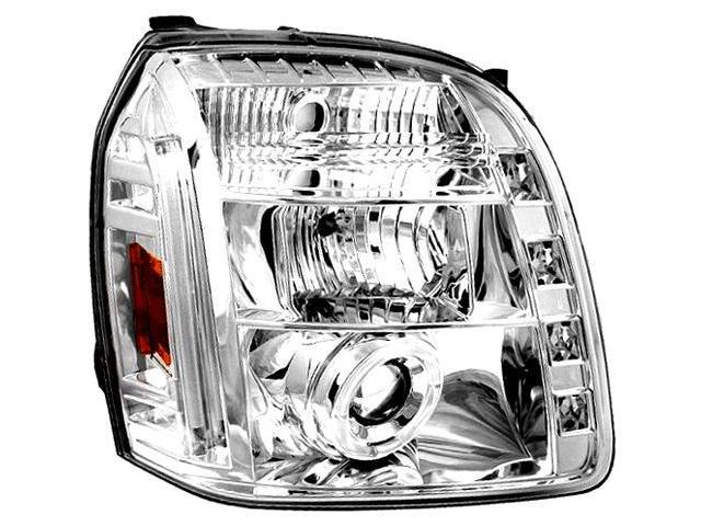 IPCW Projector Headlight CWS-611C2 07-09 GMC Yukon / Yukon XL 07-09 GMC Yukon Denali / XL Denali Chrome