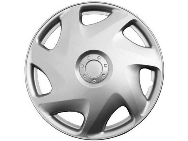 "Autosmart Hubcap Wheel Cover KT1016-16S/L 16"" Set of 4"