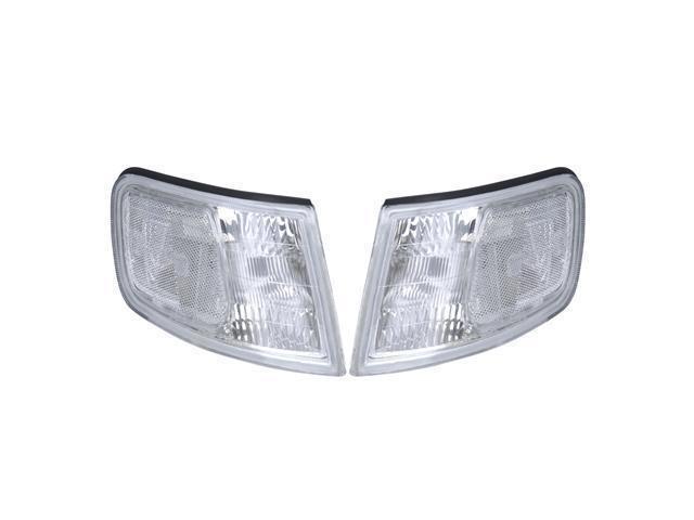APC Clear Corner Lamps, 94-97 Honda Accord  403062CL
