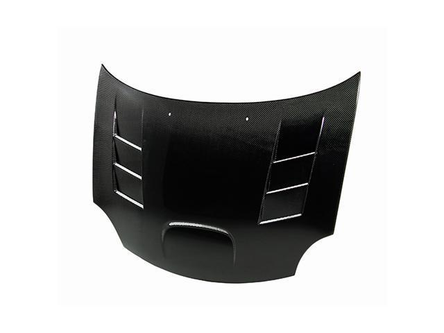 SEIBON Hoods HD0305DGNESRT4-TS 03-05 Dodge Neon SRT-4 Carbon Fiber