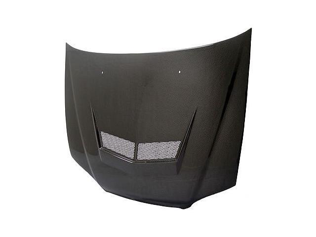 SEIBON Hoods HD9802HDAC2D-VSII 98-02 Honda Accord Carbon Fiber