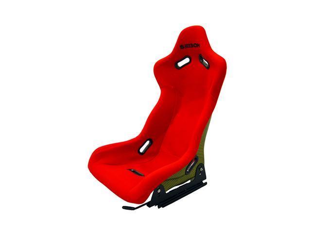 SEIBON Seats BSEAT-K-R Carbon Fiber