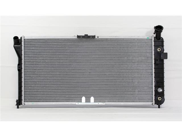 97-99 BUICK REGAL AT/MT PAC RADIATOR WITH TRANSMISSION OIL COOLER WITH ENGINE OIL COOLER PLASTIC TANK/ALUMINIUM CORE 1ROW PR1890A