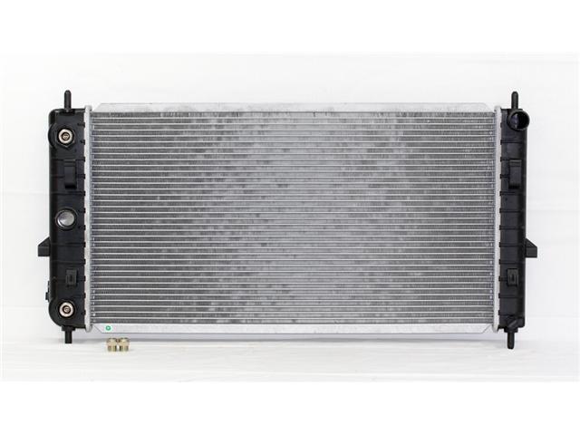 05-10 CHEVROLET COBALT AT/MT 2.2/2.4L PAC RADIATOR PLASTIC TANK/ALUMINIUM CORE 1ROW EXCLUDE 2.0L PR2608A