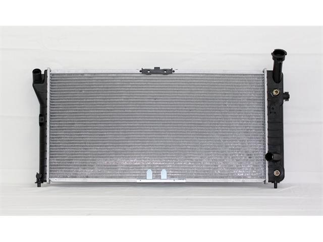 94-97 CHEVROLET LUMINA SEDAN/COUPE V6 3.4L AT/MT PAC RADIATOR PLASTIC TANK/ALUMINIUM CORE 1ROW PR1519A
