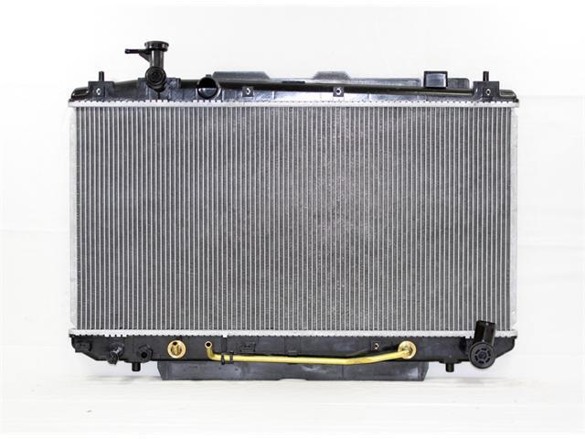 01-03 TOYOTA RAV4 A/T 4CY 2.0L PAC RADIATOR WITH A/C PLASTIC TANK/ALUMINIUM CORE WITH SENSOR HOLE WITHOUT PLUG 1ROW PR2403A