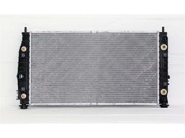 99-04 CHRYSLER 300M AT/MT V6 3.5L PAC RADIATOR WITH TRANSMISSION OIL COOLER WITH ENGINE OIL COOLER PLASTIC TANK/ALUMINIUM CORE 1ROW PR2184A