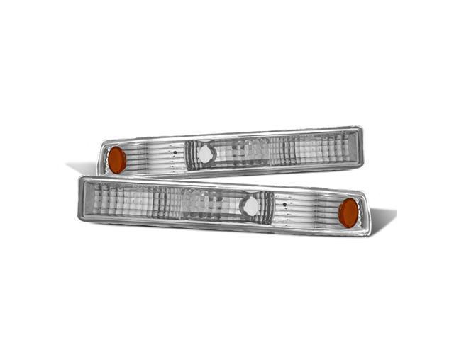 CG CHEVY S10 / BLAZER 98-04 PARKING/SIGNAL LIGHTS EURO AMBER 10-CS98FBE-A PAIR