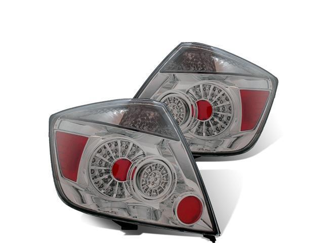 CG SCION TC 08-09 L.E.D TAILLIGHT SMOKE 03-SC08TLEDSM PAIR