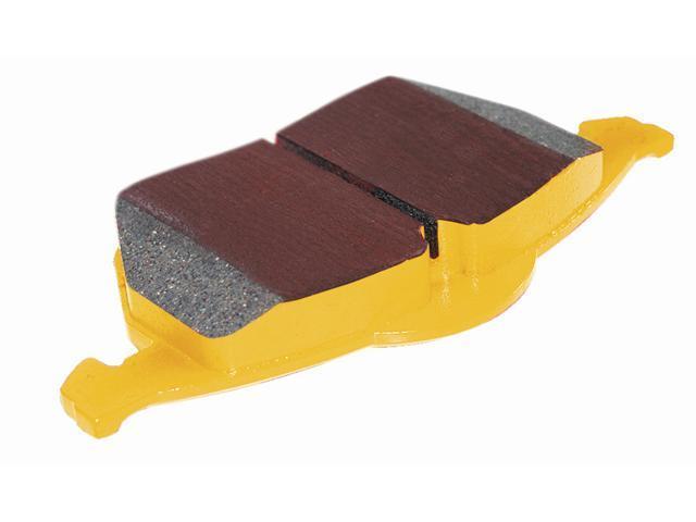 EBC Brakes Lincoln EBC Yellowstuff Ultra High friction pad set DP41675R Front