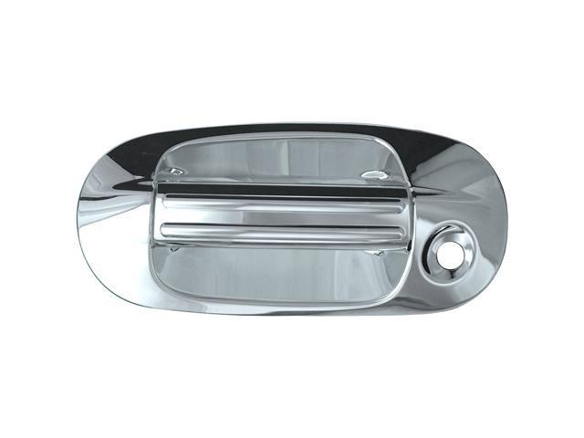Bully Chrome Door Handle Cover for a 03-09 FORD EXPEDITION / 03-09 LINCOLN NAVIGATOR 4 dr  W/O KEYHOLE  Door Handle Cover ...