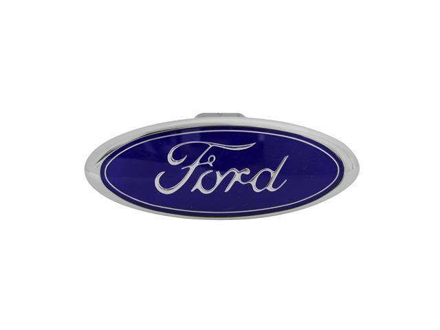 Bully Ford Logo Chrome Hitch Cover CR-211