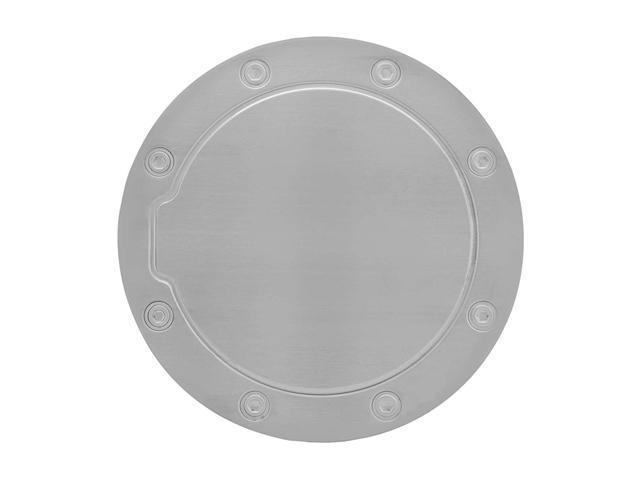 Bully Fuel Door Cover 99-06 GM TRUCK/SUV Polished Stainless Steel SDG-102