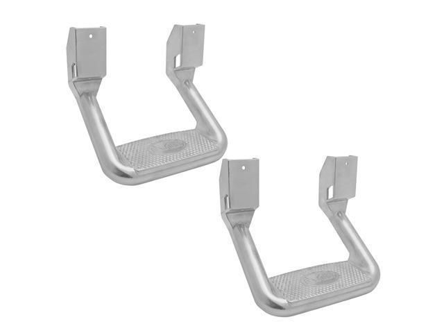 Bully Side Step Aluminum Pair AS-600