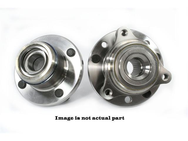WJB Acura 01-94 Honda 00-93 (RW Hub) Hub Assembly 512034 Rear