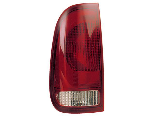 Eagle Eyes 97-04/99-07 FORD F-150/250 PICK UP (STYLESIDE EXCEPT SUPER CREW CAB)/F-SERIES SUPER DUTY (STYLESIDE) TAIL LIGHT P/L#: FO2800117 OE#: F85Z-13405CA Driver Side FR263-U000L