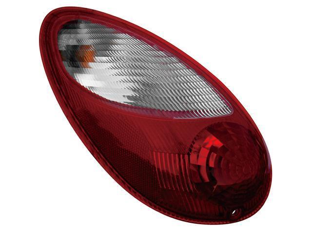 Eagle Eyes 06-09 CHRYSLER PT CRUISER TAIL LIGHT P/L#: CH2818108 OE#: 5116223AB Driver Side CS118-B100L