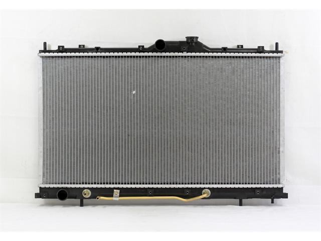 PAC 04-06 MITSUBISHI GALANT AT/MT,4CY,2.4L Radiator 1-row PLASTIC TANK/ALUMINIUM CORE PR2724A