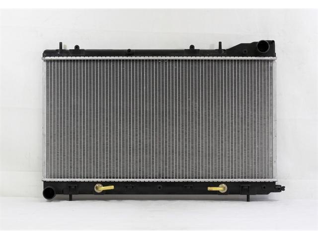 PAC 03-05 SUBARU FORESTER A/T,4CY,2.5L W/TURBO Radiator 1-row PLASTIC TANK/ALUMINIUM CORE PR2812A