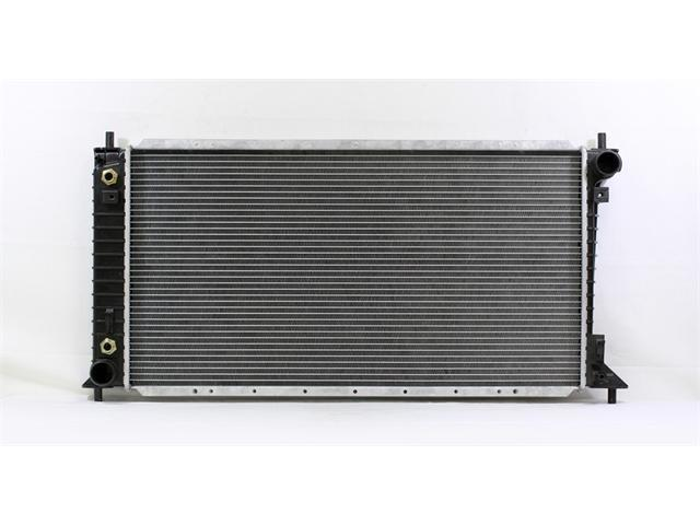 PAC 00-03 FORD PICKUP F-SRS AT/MT,8CY 03-03 FORD PICKUP F-SRS A/T,6CY ONLY Radiator PLASTIC TANK/ALUMINIUM CORE PR2401A