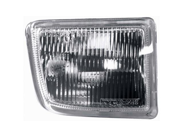 Collison Lamp 93-97 Nissan Altima Fog Light Lens Right 19-5419-01