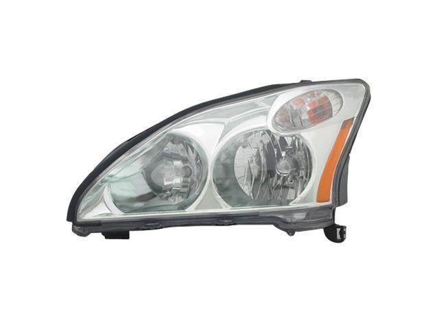 Collison Lamp 04-06 Lexus RX330 07-09 Lexus RX350 Headlight Assembly Front Left 20-6506-90
