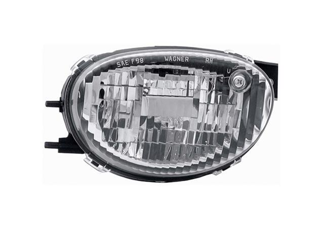 Collison Lamp 01-02 Chrysler Sebring Fog Light Assembly Right 19-5815-00
