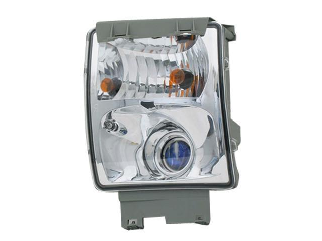 Collison Lamp 05-10 Cadillac STS Turn Signal / Fog Light Assembly Front Left 19-5852-00