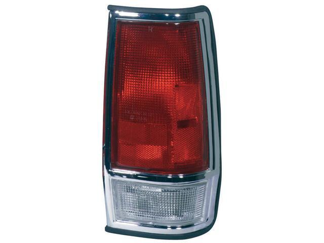 Collison Lamp 85-86 Nissan 720 Tail Light Lens Right 11-1643-09