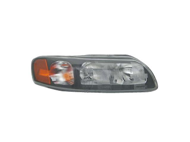 Collison Lamp 01-04 Volvo V70 03-04 Volvo XC70 Headlight Assembly Front Right 20-6559-00