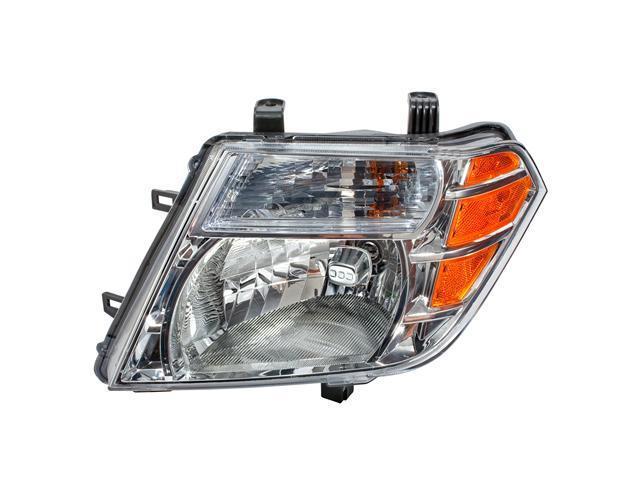 Collison Lamp 08-10 Nissan Pathfinder Headlight Assembly Front Left 20-9008-00