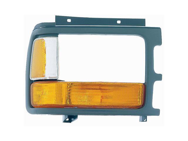 Collison Lamp 91-96 Dodge Dakota Turn Signal / Parking Light Front Right 18-3363-77