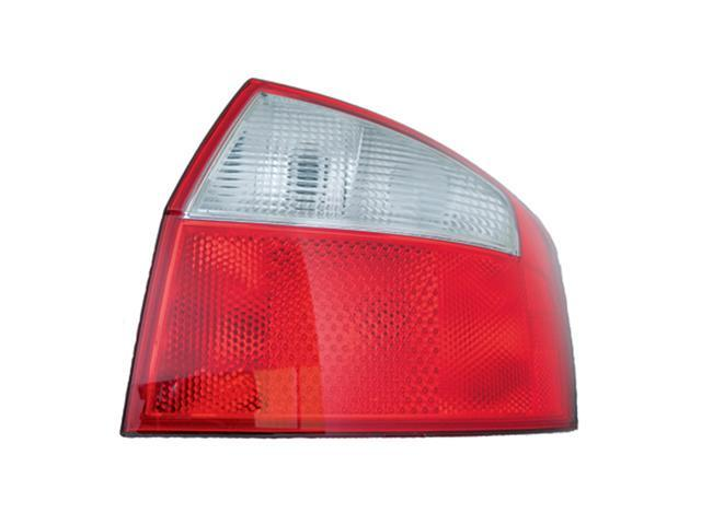 Collison Lamp 02-05 Audi A4 Quattro 02-05 Audi A4 04-05 Audi S4 Tail Light Lens Right 11-5961-01