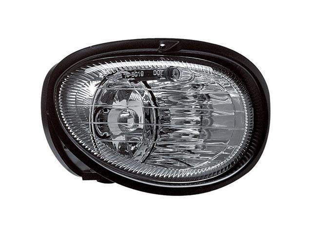 Collison Lamp 98-04 Dodge Intrepid Fog Light Assembly Right 19-5019-00