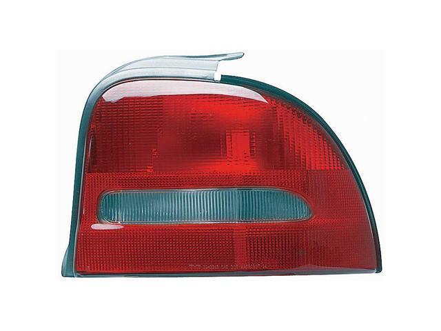 Collison Lamp 95-99 Dodge Neon 95-99 Plymouth Neon Tail Light Lens Right 11-3245-01