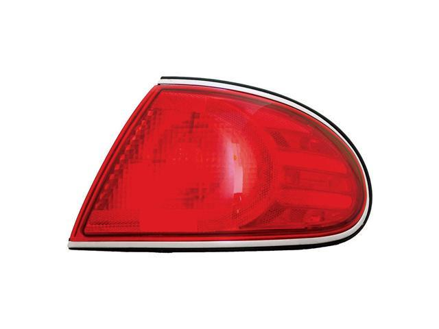 Collison Lamp 01-05 Buick LeSabre Tail Light Lens Right 11-5973-91