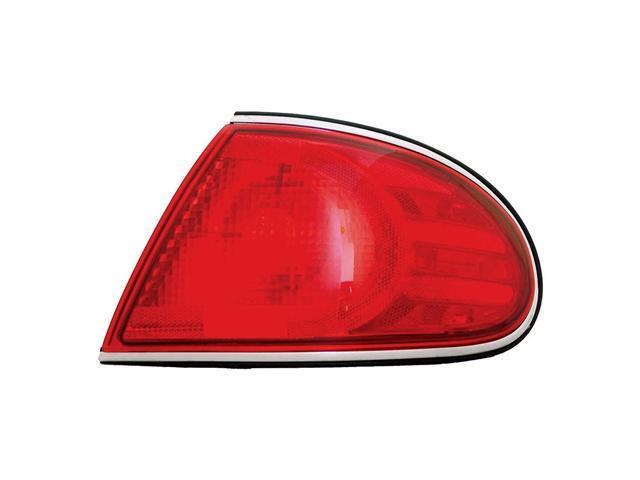 Collison Lamp 01-05 Buick LeSabre Tail Light Lens Right 11-5973-91