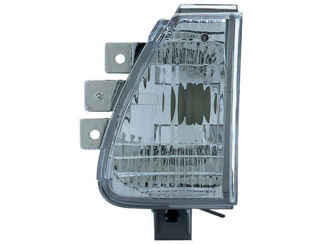 Collison Lamp 96-98 Nissan Quest Turn Signal Light Left 12-1572-01
