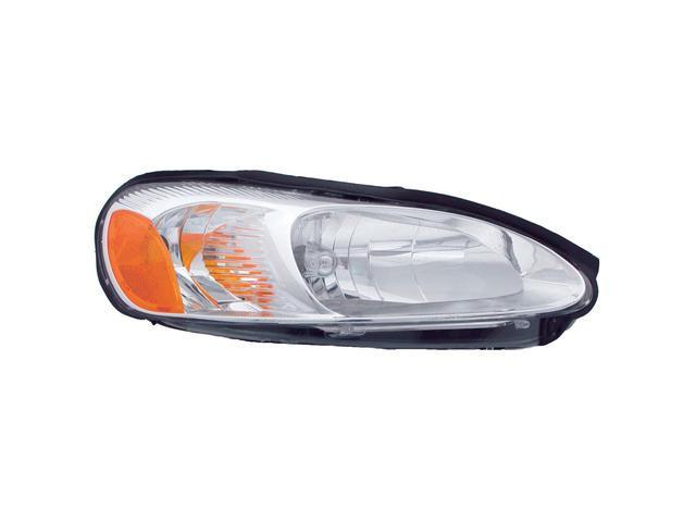 Collison Lamp 01-02 Chrysler Sebring 01-02 Dodge Stratus Headlight Assembly Front Right 20-6025-00