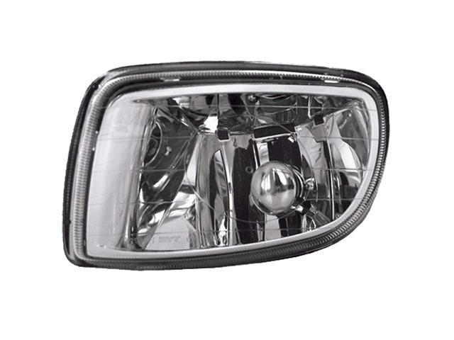 Collison Lamp 01-03 Hyundai Elantra Fog Light Assembly Left 19-5730-00