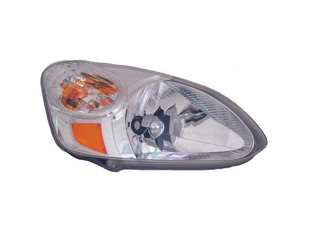 Collison Lamp 03-05 Toyota Echo Headlight Assembly Front Right 20-6437-00