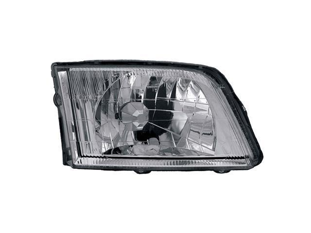 Collison Lamp 01-02 Subaru Forester Headlight Assembly Front Right 20-6461-00