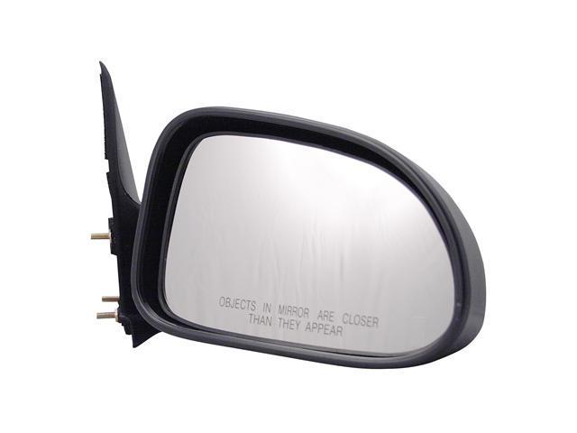 Pilot 01-02 Dodge Dakota 03-04 Dodge Dakota 97-00 Dodge Dakota 98-98 Dodge Durango Manual Mirror Right Black Textured 4300011