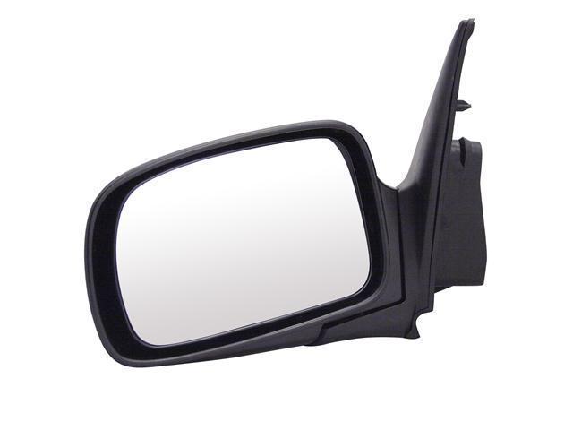 Pilot 99-02 Mercury Villager w/o Memory 99-02 Nissan Quest SE Model w/o Memory Power Heated Mirror Left Black Textured 5740042