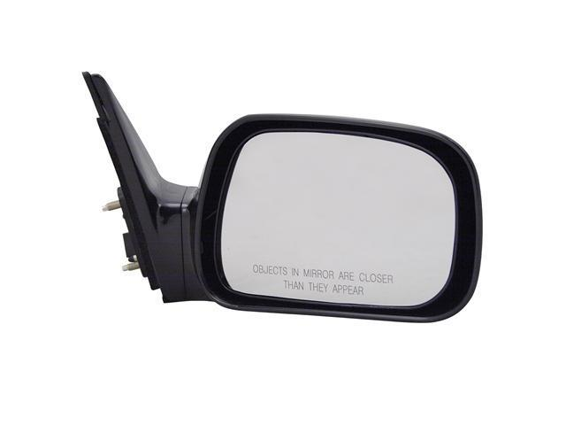 Pilot 02-06 Toyota Camry USA Built Power Heated Mirror Right Black Smooth 5210641