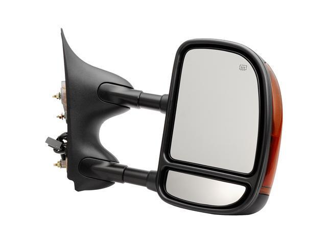 Pilot Power Heated Mirror Right Black Textured FDS09410KR