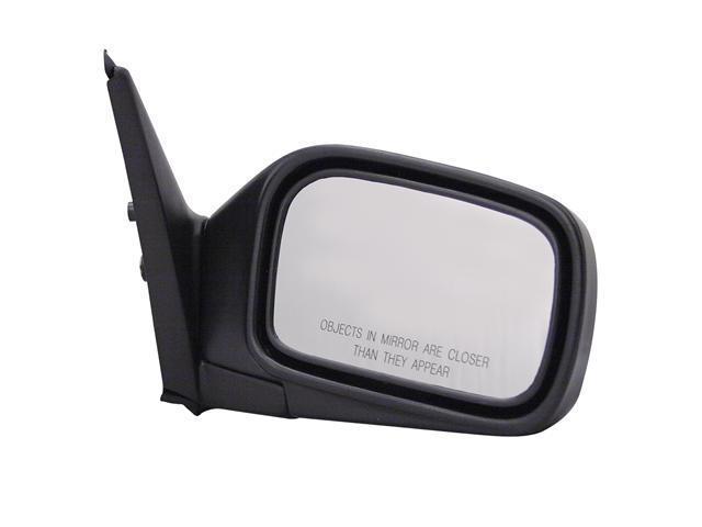 Pilot 91-94 Nissan Sentra Sedan Power Non Heated Mirror Right Black Textured 5750131