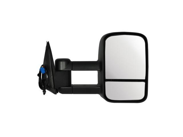 Pilot Power Heated Mirror Right Black Textured CVE59410MR