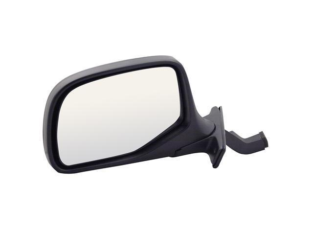Pilot Manual Mirror Left Chrome/Black Smooth 3000112